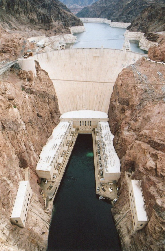 The history of -The Greatest Dam in the World- Hoover Dam_48