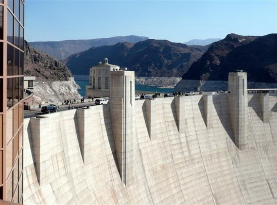 The history of -The Greatest Dam in the World- Hoover Dam_51