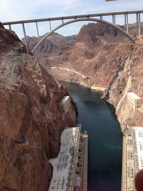 The history of -The Greatest Dam in the World- Hoover Dam_52