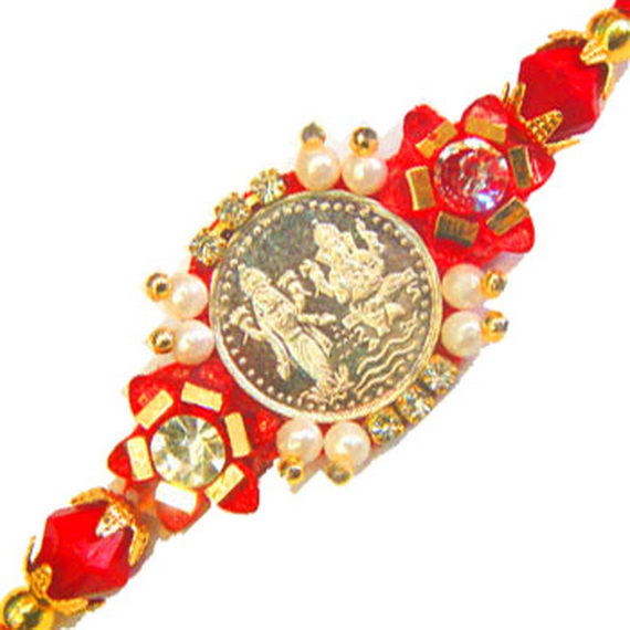 Traditional Rakhi Styles and designs on Raksha Bandhan _18