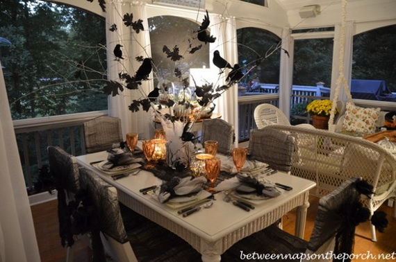 50 Awesome Halloween Indoors and Outdoor Decorating Ideas _020