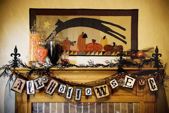50 Awesome Halloween Indoors and Outdoor Decorating Ideas _026