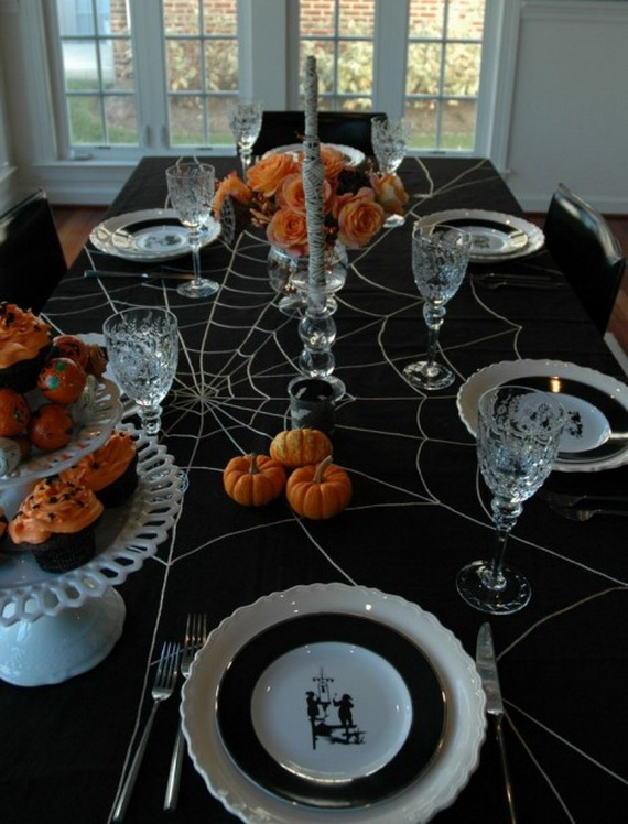 50 Awesome Halloween Indoors and Outdoor Decorating Ideas _110