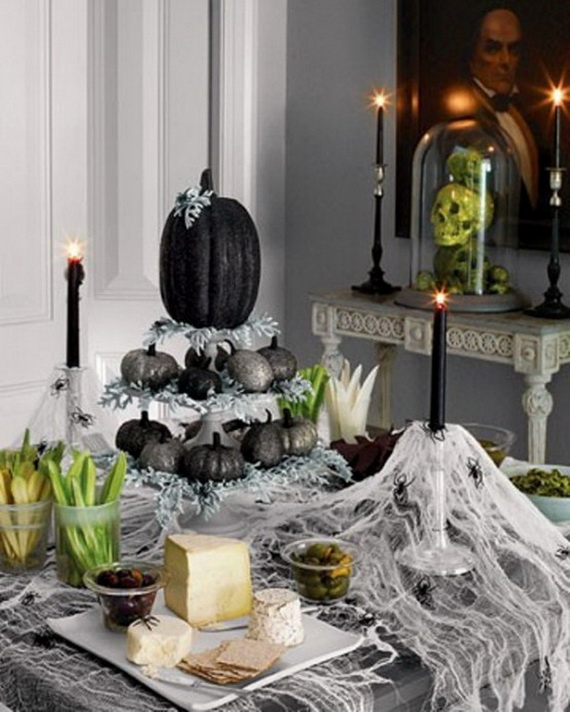 50 Awesome Halloween Indoors and Outdoor Decorating Ideas _140
