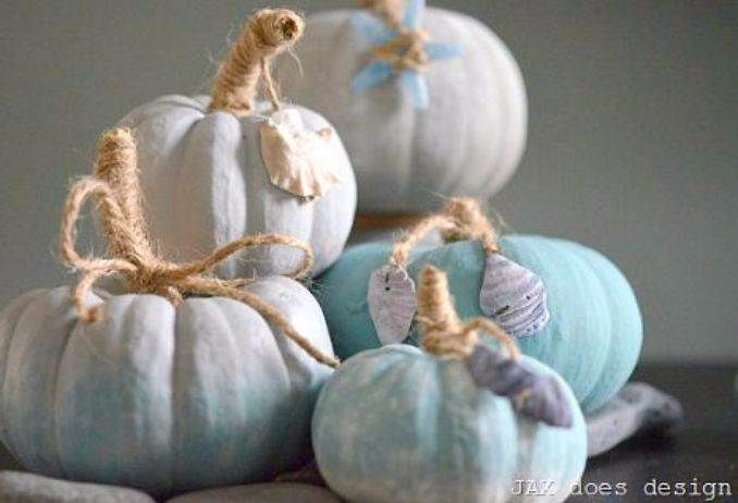 Amazing Pumpkin Centerpieces (2)