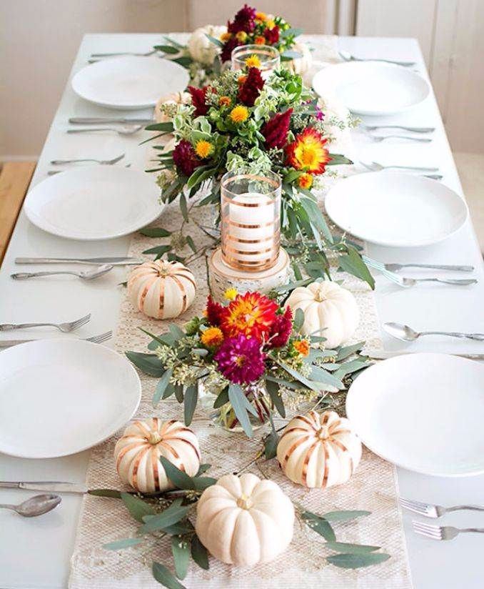 Amazing Pumpkin Centerpieces (3)