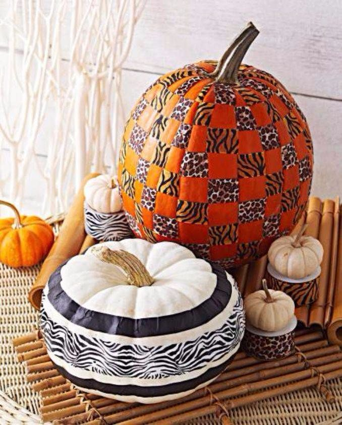 Amazing Pumpkin Centerpieces (4)