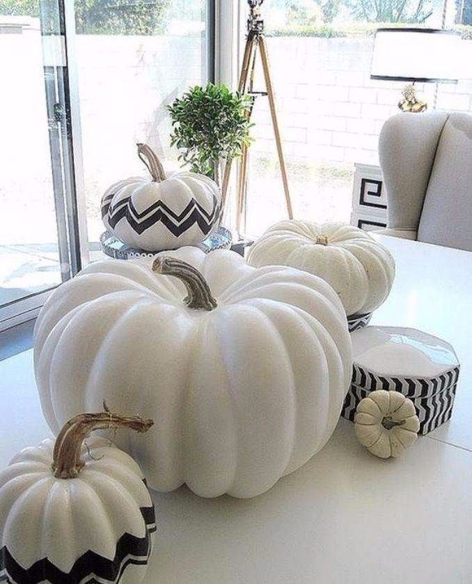 60 Amazing Pumpkin Centerpieces And Glorious Fall