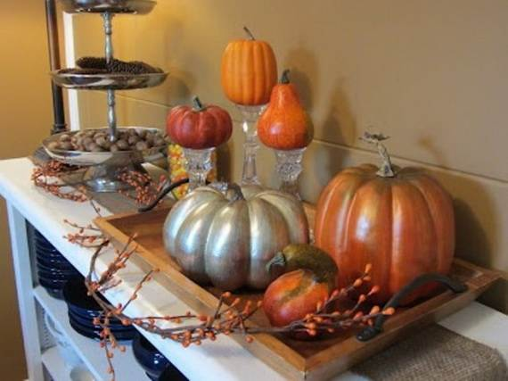 35 Beautiful And Cozy Fall Kitchen Decor Ideas Family Holiday Net