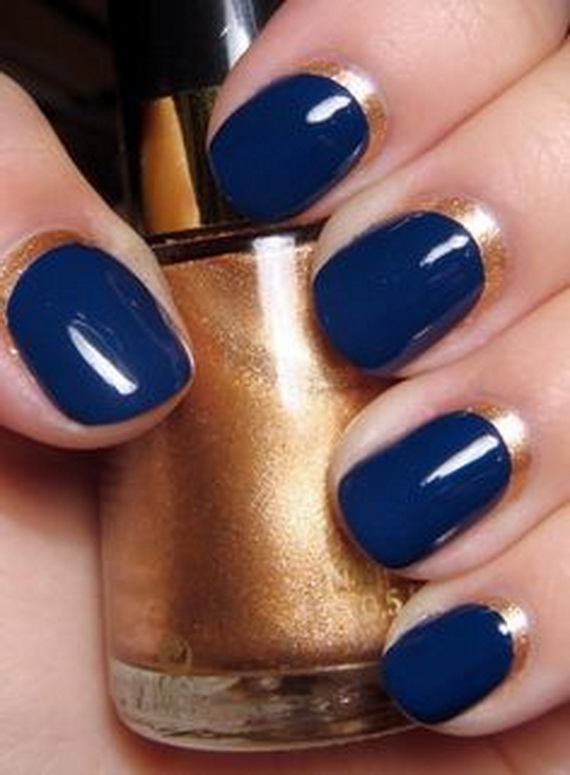 Best autumn-winter 2013-2014 Nail Art Trends to Try | Family Holiday