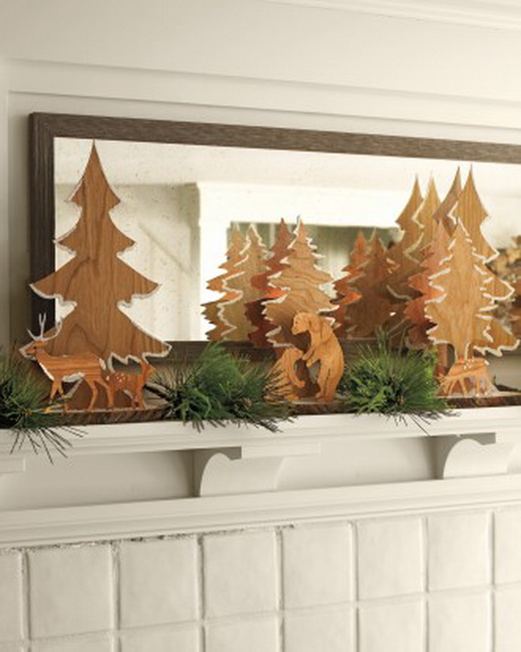 Christmas Decoration Ideas From Marth (35)