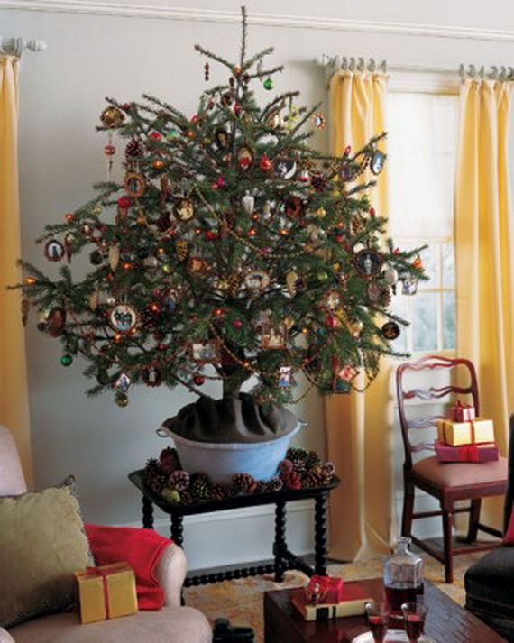 christmas decoration ideas from marth 43 - Martha Stewart Christmas Tree Decorations