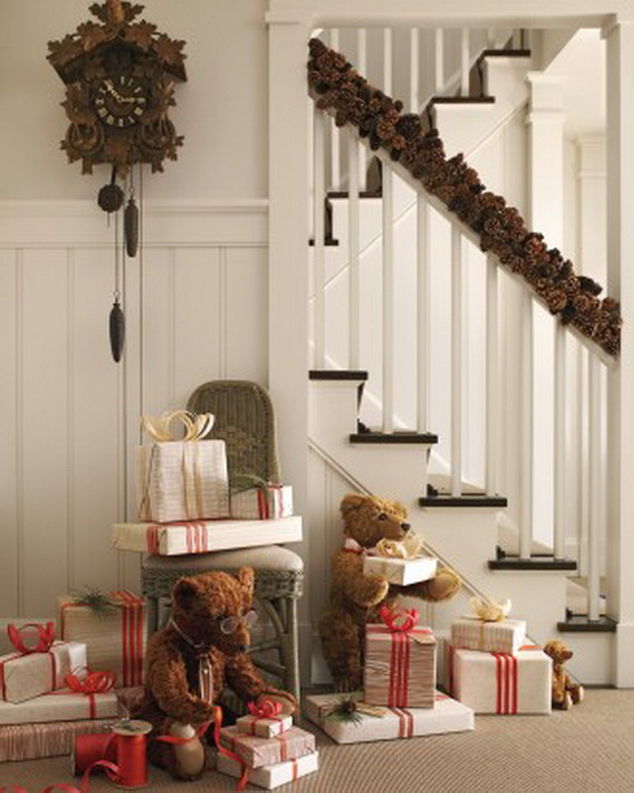 50 Beautiful Christmas Home Decoration Ideas From Martha Stewart ...