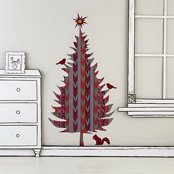 Christmas Decoration Ideas for Kids Room - Wall Decals_50