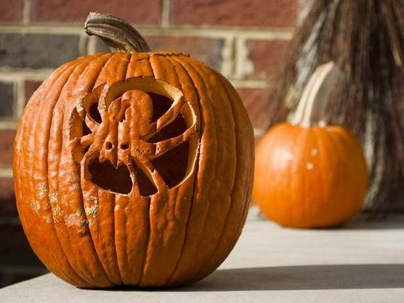 cool easy pumpkin carving ideas _21 - Unique Pumpkin Carving Ideas