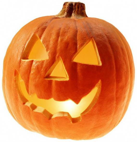Cool Easy Pumpkin Carving Ideas 46