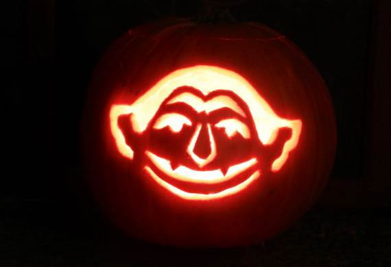 Cool Easy Pumpkin Carving Ideas _61