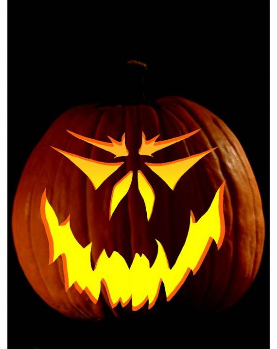 cool easy pumpkin carving ideas _62 - Unique Pumpkin Carving Ideas