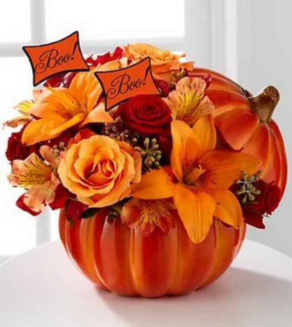 55 Cool Fall Flower Centerpiece and Flower Table Décor Ideas - family ...