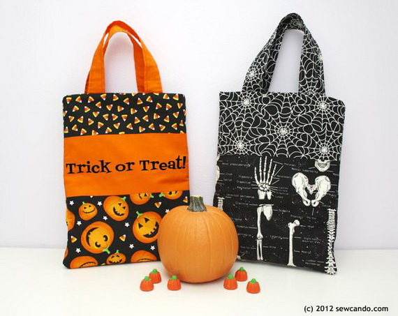 Easy Ideas for Halloween Treat Bags and Candy Bags (2)_resize