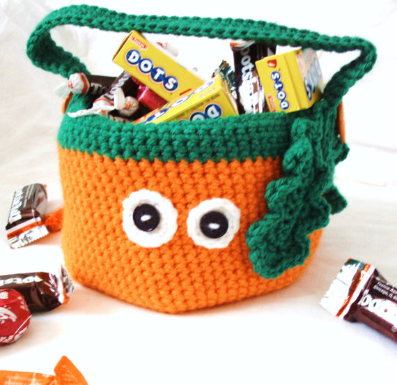 Easy Ideas for Halloween Treat Bags and Candy Bags (38)
