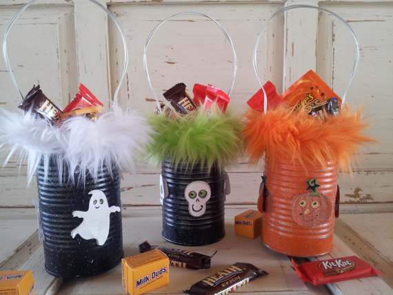 Easy Ideas for Halloween Treat Bags and Candy Bags (44)