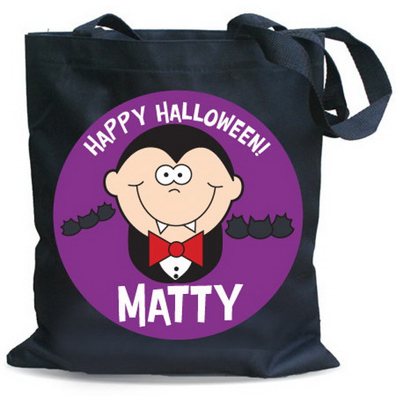 Easy Ideas for Halloween Treat Bags and Candy Bags (52)_resize