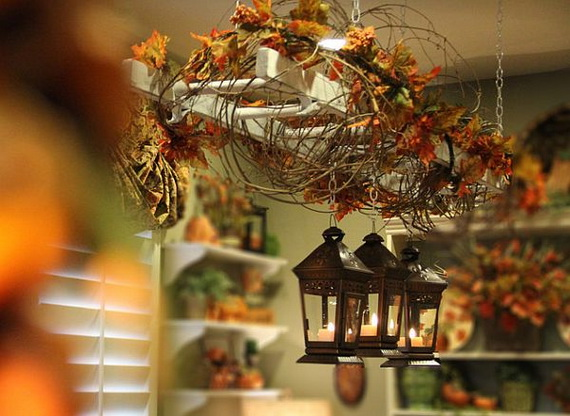 Easy Ways Using Autumn Leaves _08_1