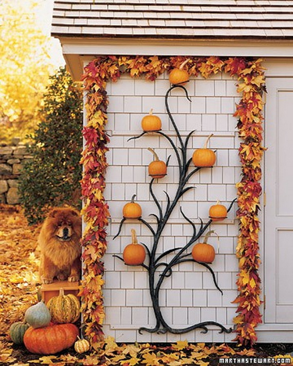 Easy Ways Using Autumn Leaves _21