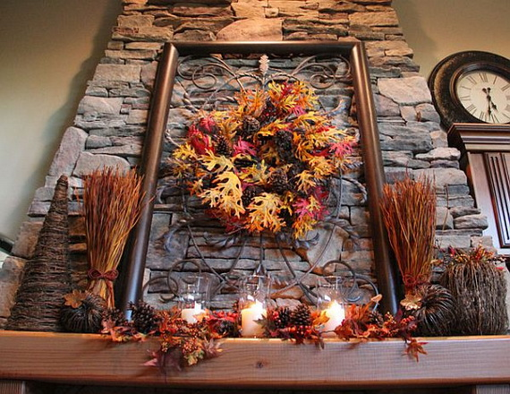 Easy Ways Using Autumn Leaves _25