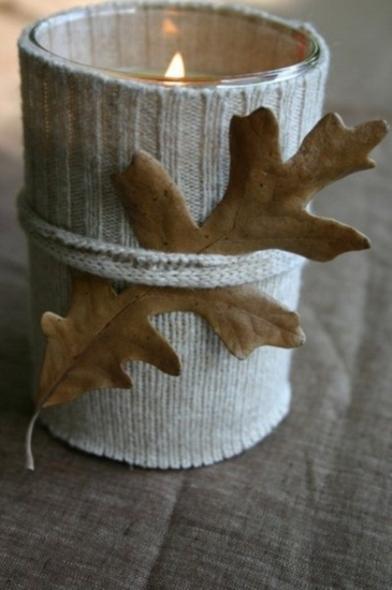 Easy Ways Using Autumn Leaves _30