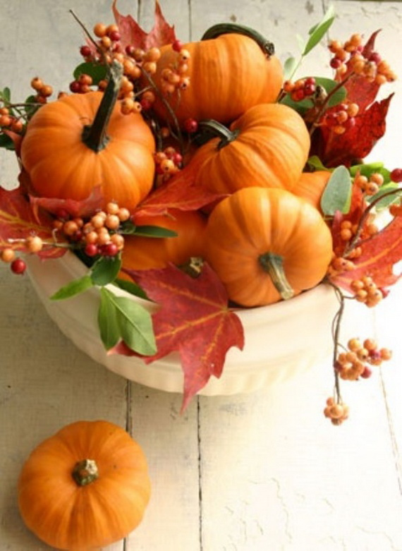 Easy Ways Using Autumn Leaves _31