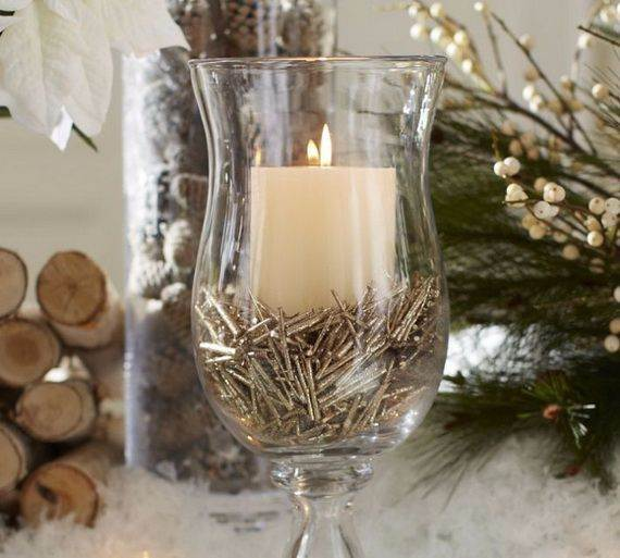 Elegant table centerpiece ideas for christmas family