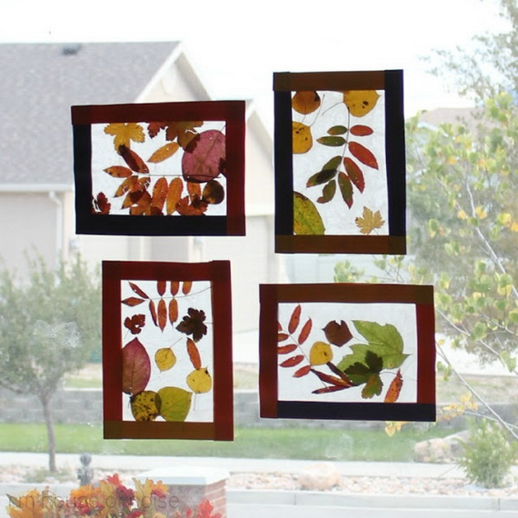 Fall Decor Crafts-Easy Fall Leaf Art Projects (16)_resize