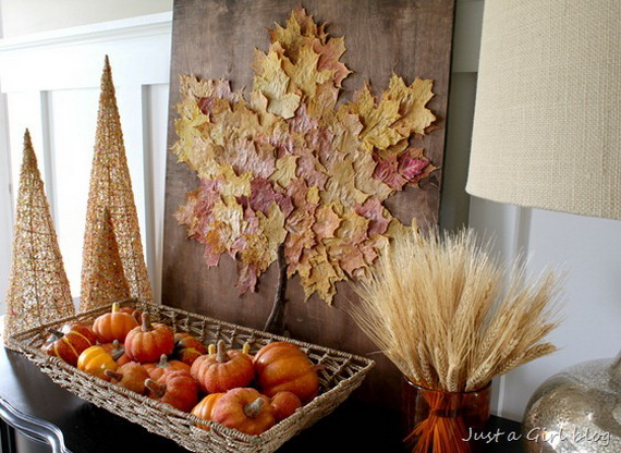Fall Decor Crafts-Easy Fall Leaf Art Projects (4)_resize