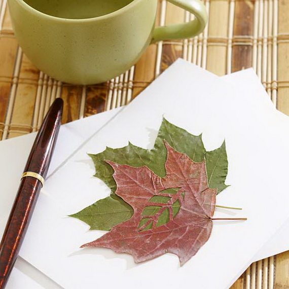 Fall Decor Crafts-Easy Fall Leaf Art Projects (78)_resize
