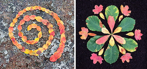 Fall Decor Crafts-Easy Fall Leaf Art Projects (82)_resize