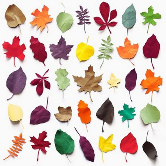 Fall Decor Crafts-Easy Fall Leaf Art Projects (84)_resize