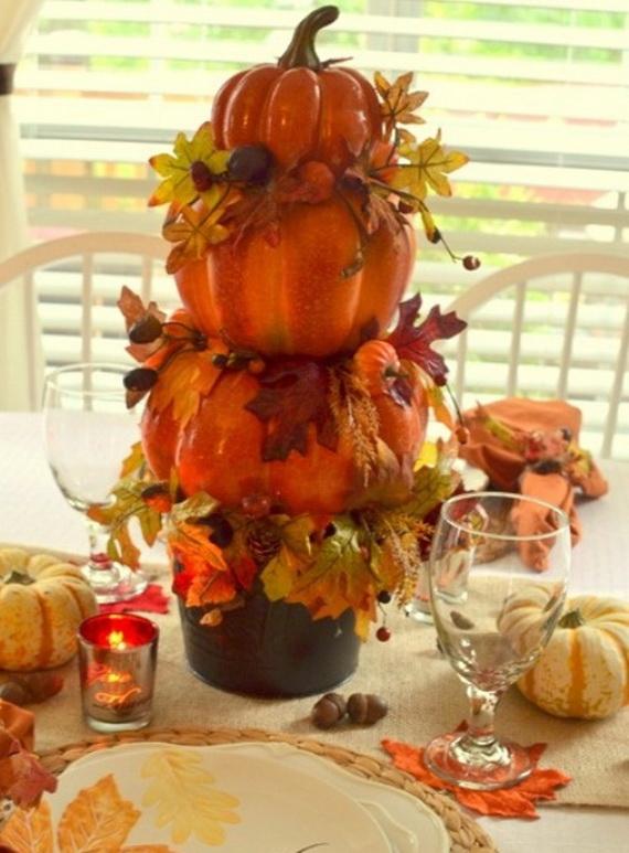 Fall Dining Room Ideas  (14)