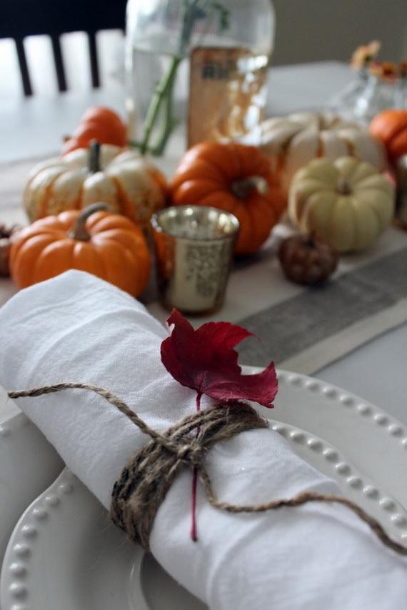 Fall Dining Room Ideas  (19)