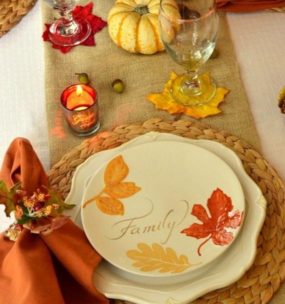 Fall Dining Room Ideas  (20)