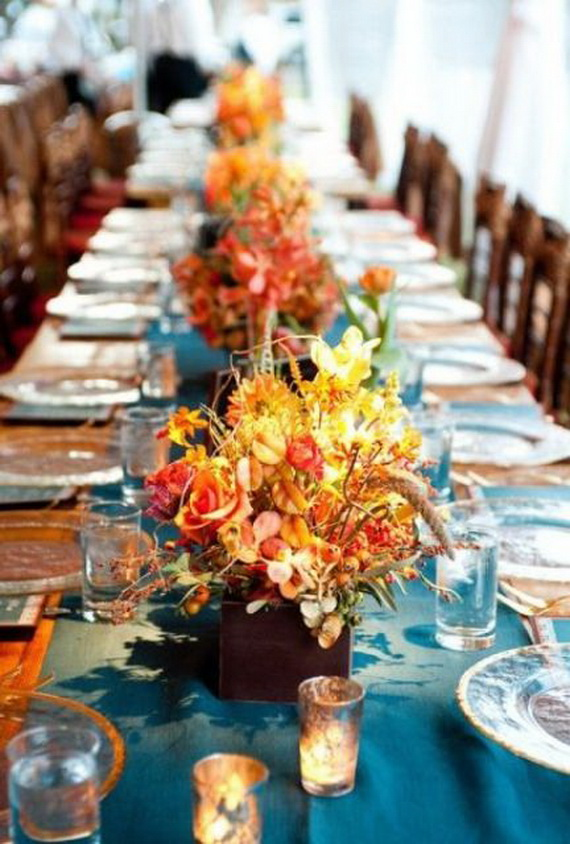 Fall Dining Room Ideas  (21)