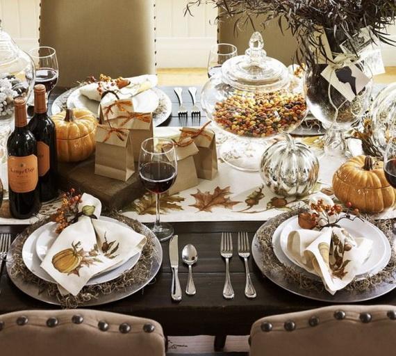 Fall Dining Room Ideas  (26)
