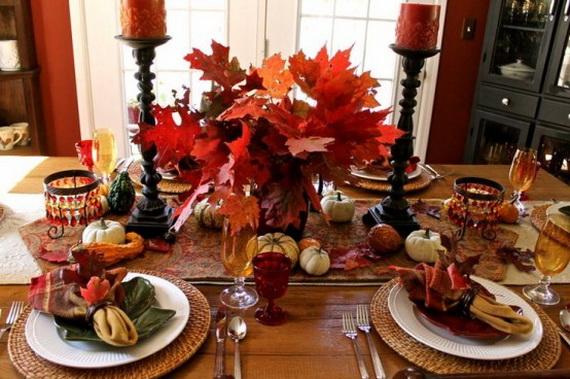 Fall Dining Room Ideas  (27)