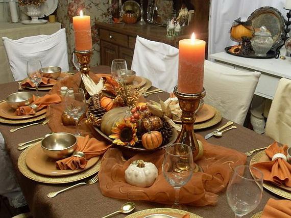 Fall Dining Room Ideas  (29)