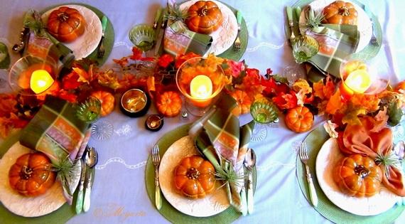 Fall Dining Room Ideas  (35)