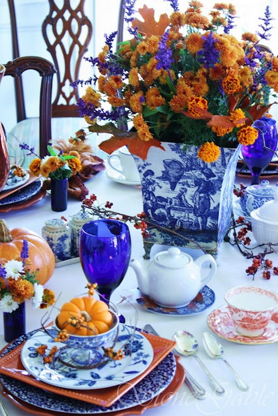 Fall Dining Room Ideas  (36)