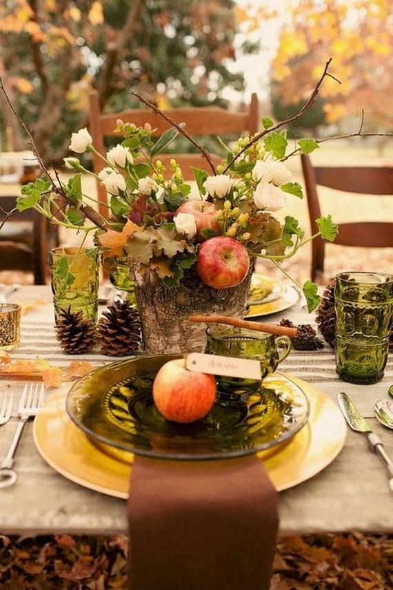 Fall Dining Room Ideas  (41)