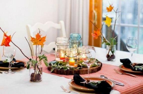 Fall Dining Room Ideas  (42)
