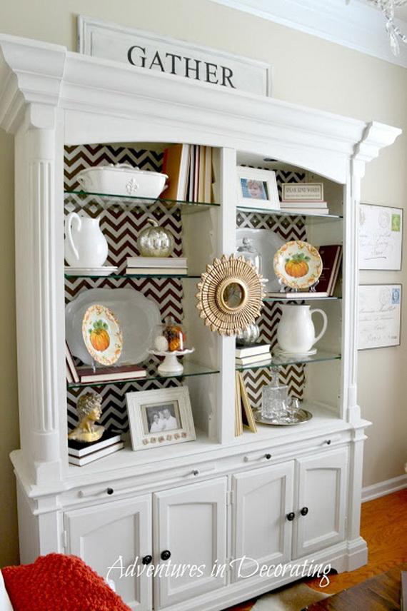 Fall Dining Room Ideas  (44)